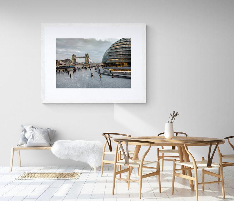London Bridge, Londres, por Adolfo Gosálvez. Venta de Fotografía de autor en edición limitada. AG Shop