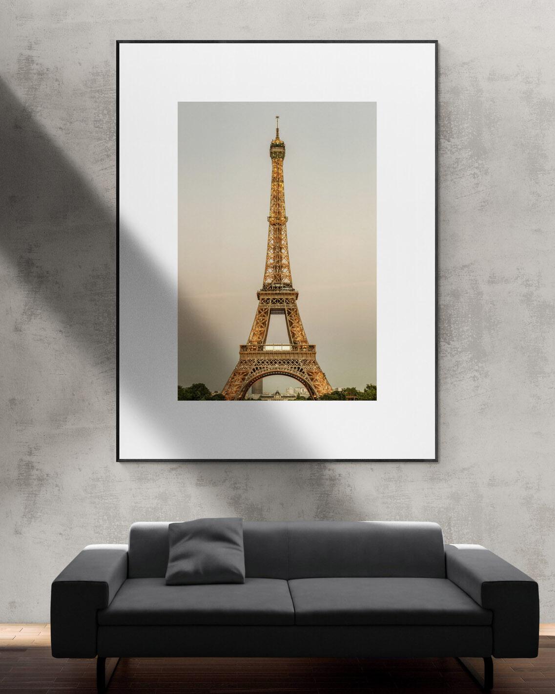 Torre Eiffel de París por Adolfo Gosálvez. Venta de Fotografía de autor en edición limitada. AG Shop