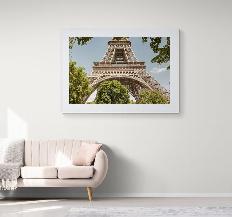 Torre Eiffel en París, por Adolfo Gosálvez. Venta de Fotografía de autor en edición limitada. AG Shop
