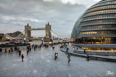 London Bridge de Londres por Adolfo Gosálvez. Venta de Fotografía de autor en edición limitada. AG Shop