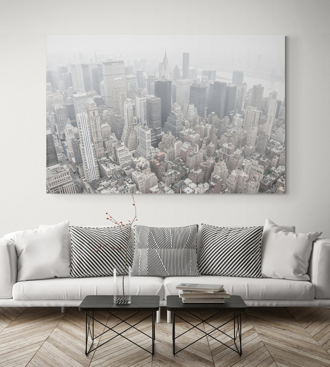 Vista Aérea de Nueva York por Adolfo Gosálvez. Venta de Fotografía de autor en edición limitada. AG Shop