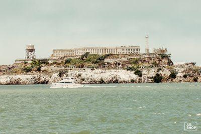 Isla de Alcatraz, San Francisco, USA, por Adolfo Gosálvez. Venta de Fotografía de autor en edición limitada. AG Shop