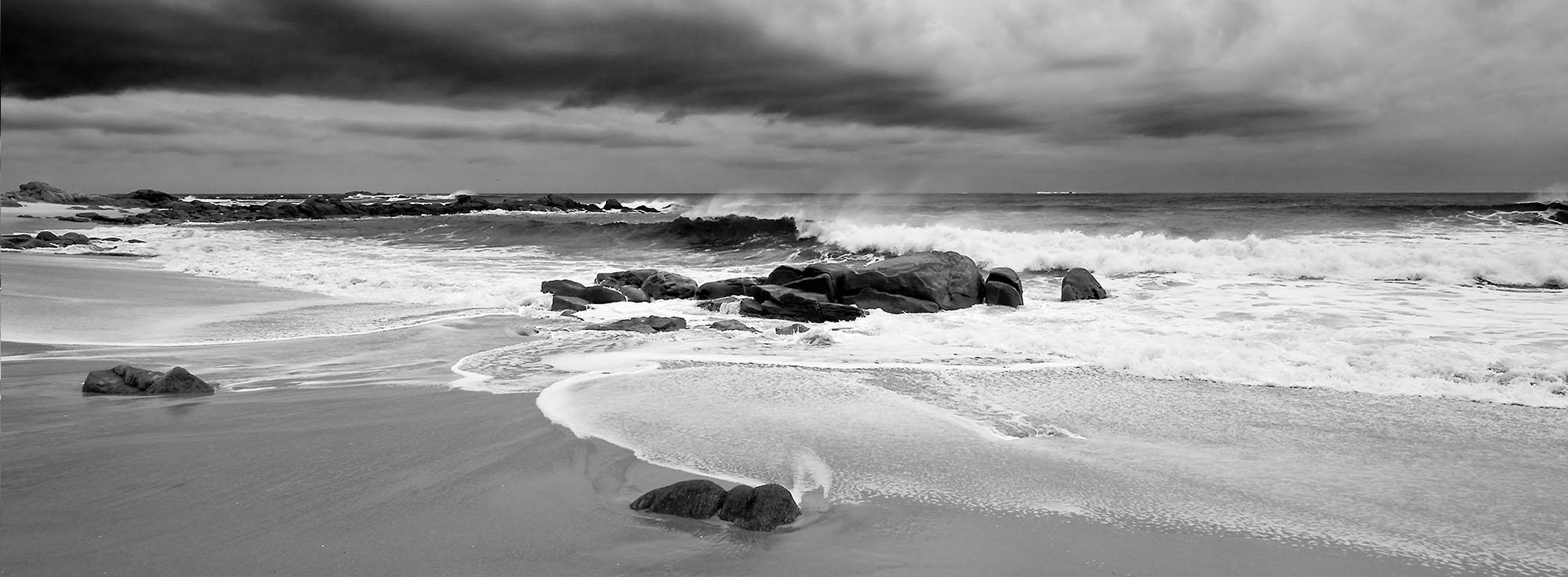 Playa Costa da Morte, Galicia, por Adolfo Gosálvez. Venta de Fotografía de autor en edición limitada. AG Shop